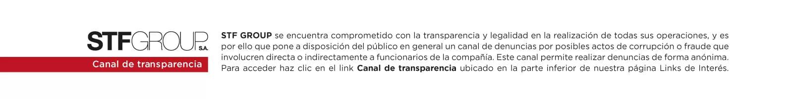 Canal de Transparencia STF