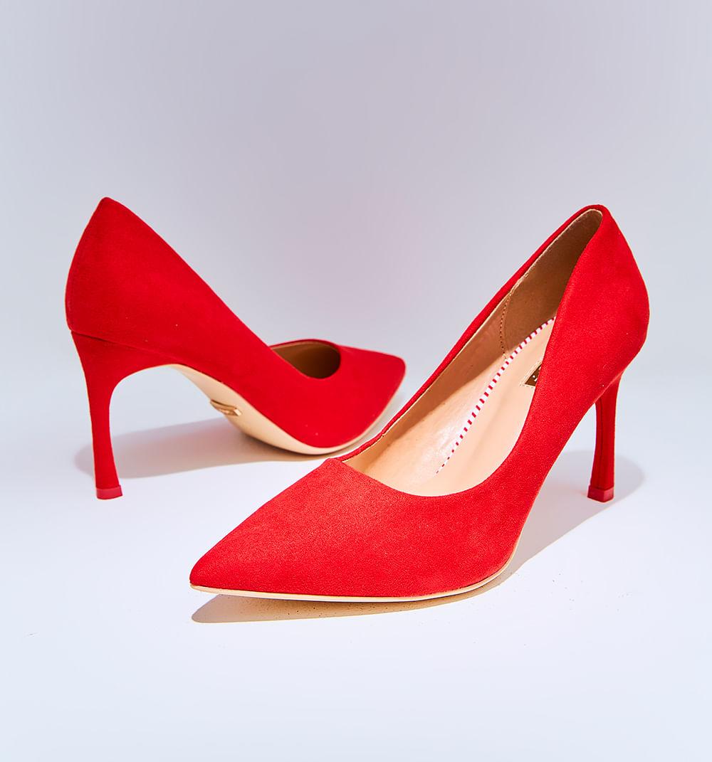 307a0593e04 Zapato cerrado tipo stiletto con tacón e