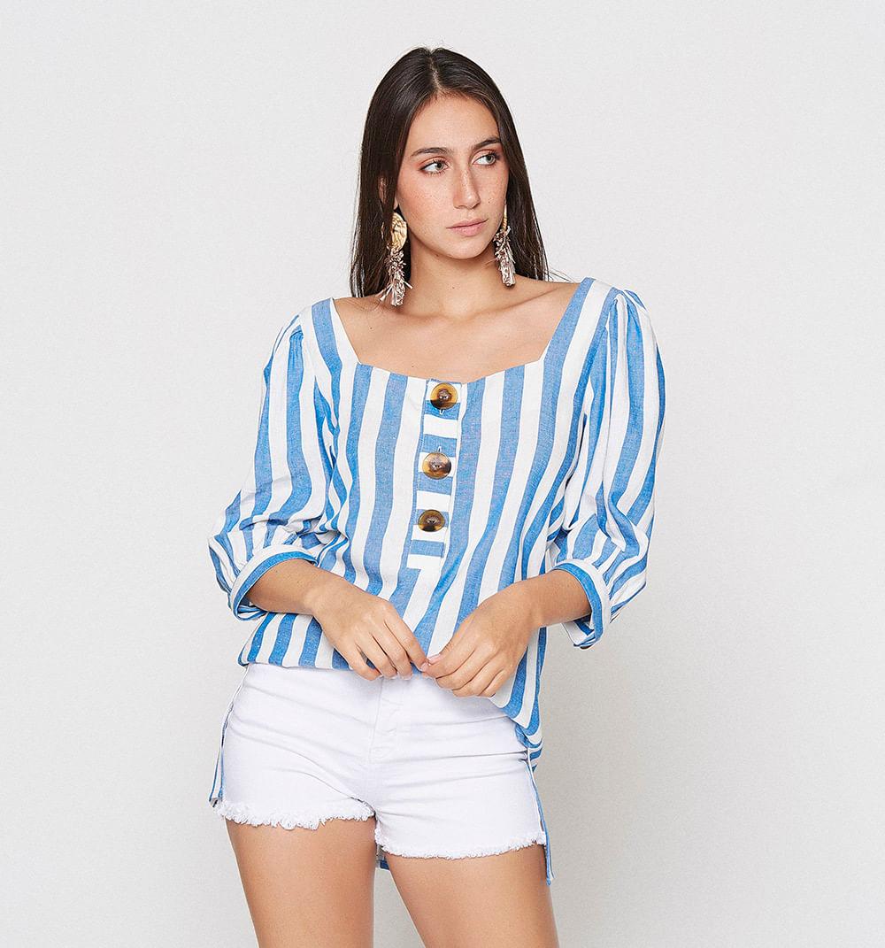 53050f6d54a Camisas y Blusas Studio F | Moda Femenina 2019