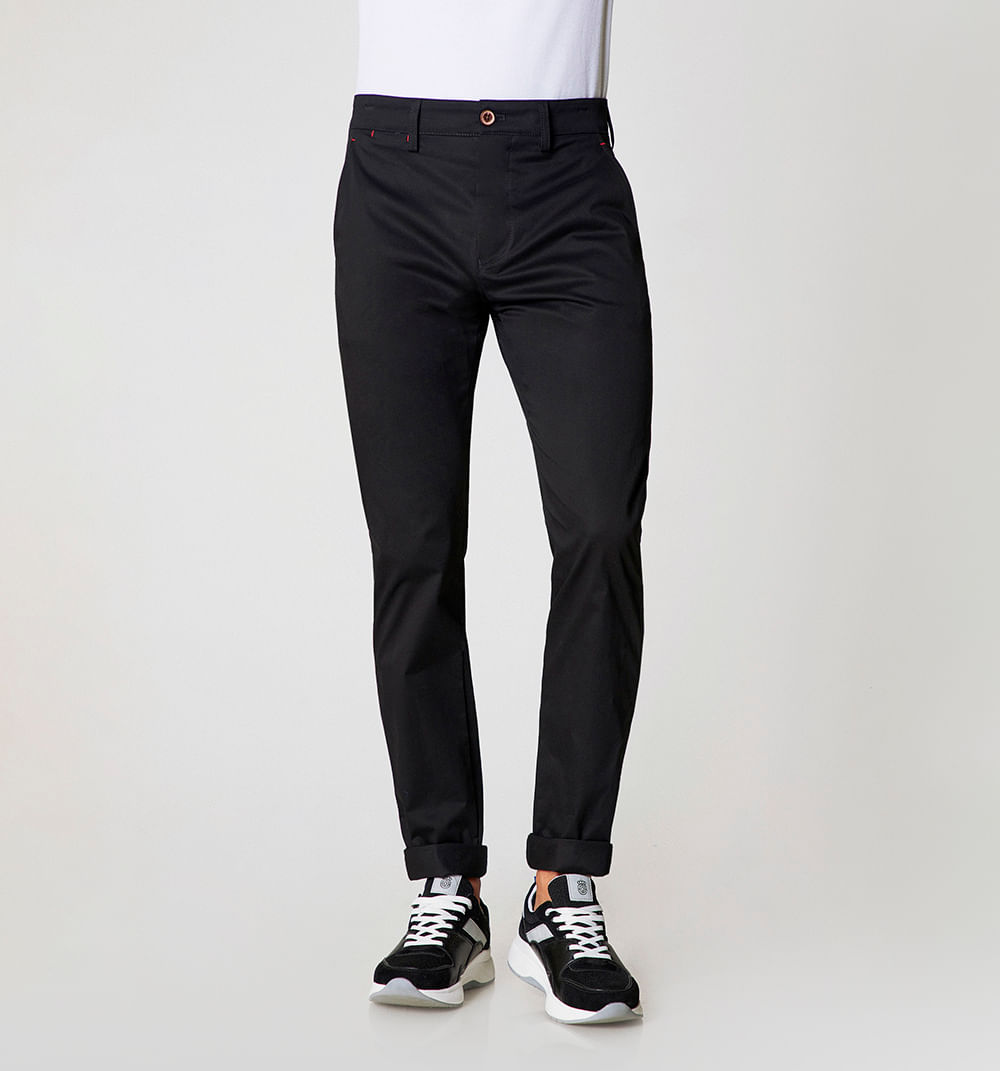 Pantalones Tipo Cargo Para Hombre Stf Man
