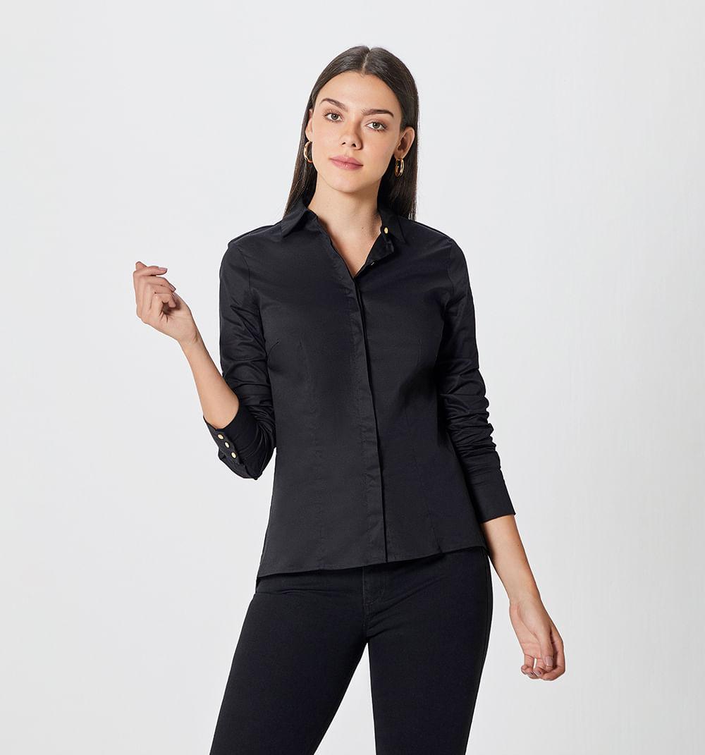 Camisasyblusas-negro-S170813-1