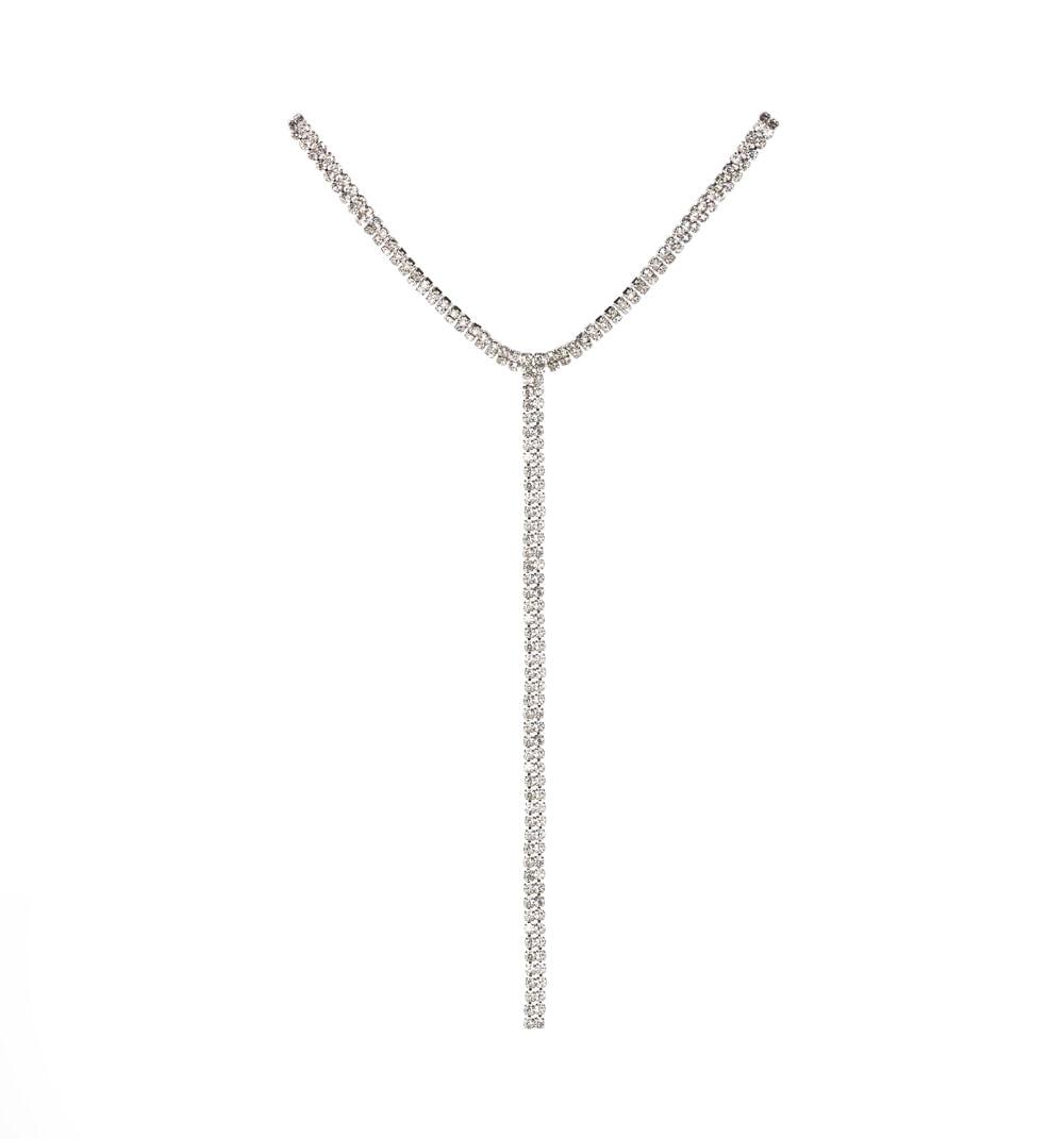 c9c617b82d4c Collar Brillo Largo Lineal Ref S504034 - Studio F