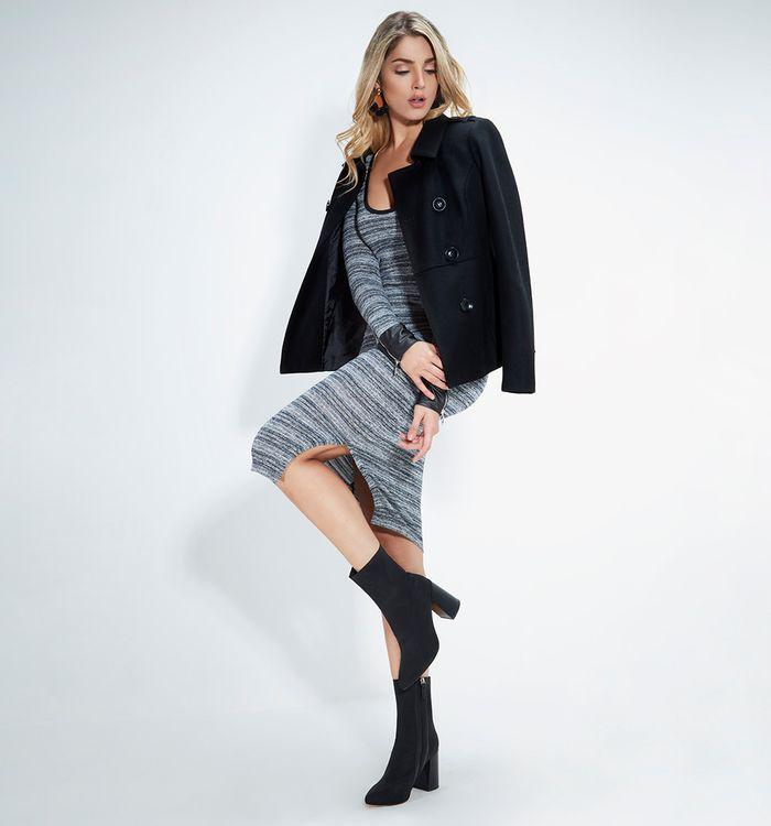 Modelos de vestidos sencillos para diario