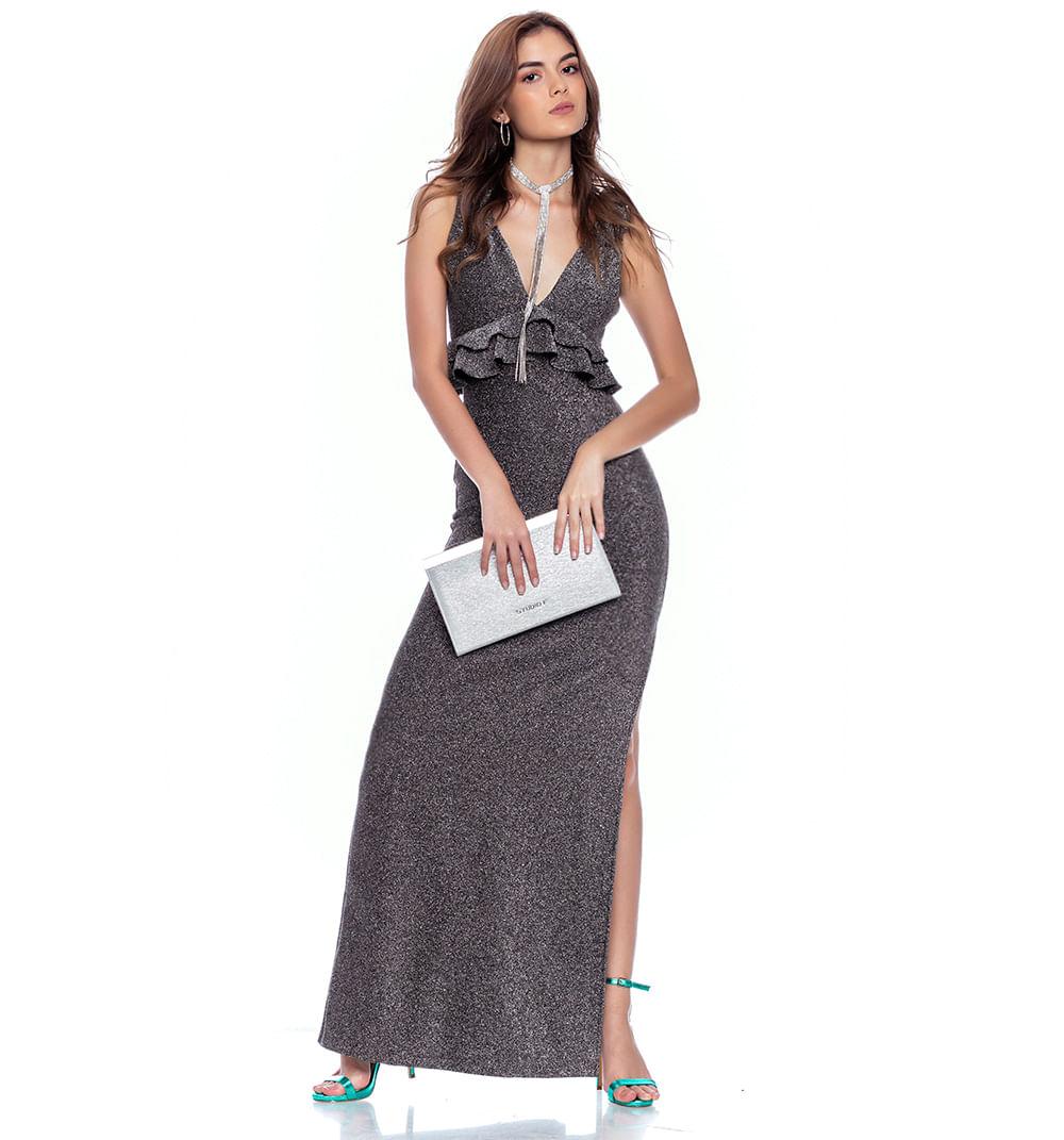Vestidos elegantes de studio f