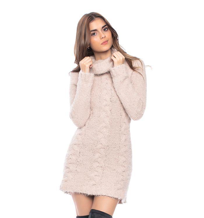 vestidos-beige-s069780-1