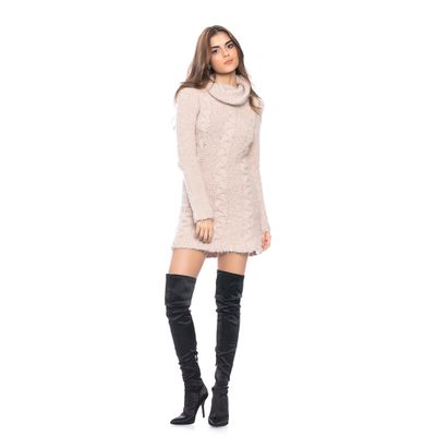 vestidos-beige-s069780-2