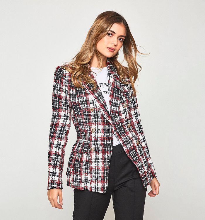 637dd1c277b1d Blazer para Dama 2019
